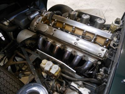 Jaguar E-Type TYPE E SERIE 1 2+2 TYPE E - <small></small> 85.000 € <small>TTC</small> - #17