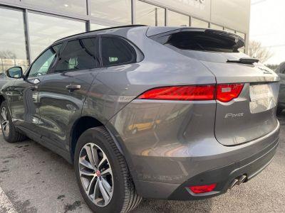 Jaguar F-Pace 2.0D 180CH R-SPORT 4X4 - <small></small> 33.480 € <small>TTC</small> - #10