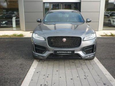 Jaguar F-Pace 2.0D 240ch Black Limited R-Sport AWD BVA8 - <small></small> 48.900 € <small>TTC</small> - #8