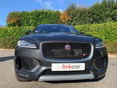Jaguar F-Pace 3.0 D S V6 300cv - <small></small> 49.990 € <small>TTC</small> - #9
