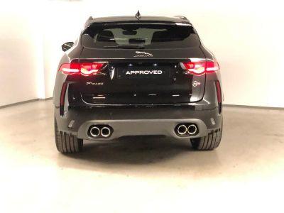 Jaguar F-Pace V8 5.0 Supercharged 550ch SVR AWD BVA8 - <small></small> 115.900 € <small>TTC</small>
