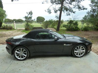 Jaguar F-Type CABRIOLET 3.0 V6 S 380 CV - <small></small> 62.500 € <small>TTC</small>