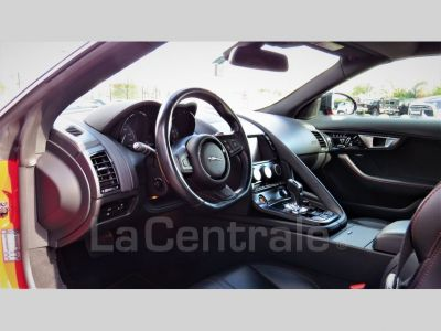 Jaguar F-Type CABRIOLET 5.0 V8 SURALIMENTE 495 S - <small></small> 58.900 € <small>TTC</small>