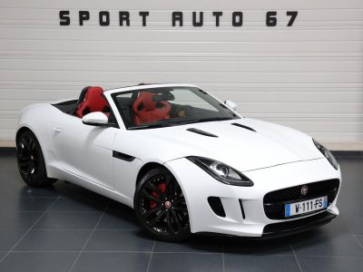 Jaguar F-Type F TYPE CABRIOLET 340 CH - <small></small> 47.900 € <small>TTC</small> - #1