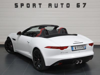 Jaguar F-Type F TYPE CABRIOLET 340 CH - <small></small> 47.900 € <small>TTC</small> - #3