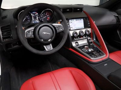 Jaguar F-Type F TYPE CABRIOLET 340 CH - <small></small> 47.900 € <small>TTC</small> - #4