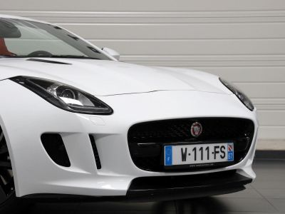 Jaguar F-Type F TYPE CABRIOLET 340 CH - <small></small> 47.900 € <small>TTC</small> - #6