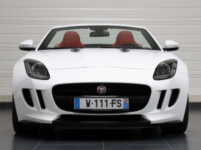 Jaguar F-Type F TYPE CABRIOLET 340 CH - <small></small> 47.900 € <small>TTC</small> - #10