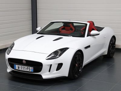 Jaguar F-Type F TYPE CABRIOLET 340 CH - <small></small> 47.900 € <small>TTC</small> - #15