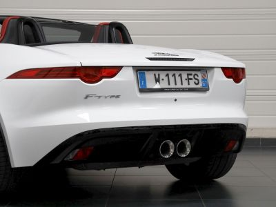 Jaguar F-Type F TYPE CABRIOLET 340 CH - <small></small> 47.900 € <small>TTC</small> - #30