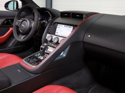 Jaguar F-Type F TYPE CABRIOLET 340 CH - <small></small> 47.900 € <small>TTC</small> - #31