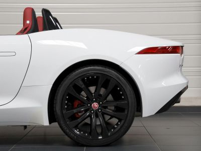 Jaguar F-Type F TYPE CABRIOLET 340 CH - <small></small> 47.900 € <small>TTC</small> - #34