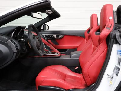 Jaguar F-Type F TYPE CABRIOLET 340 CH - <small></small> 47.900 € <small>TTC</small> - #41