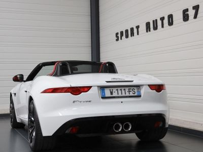Jaguar F-Type F TYPE CABRIOLET 340 CH - <small></small> 47.900 € <small>TTC</small> - #42