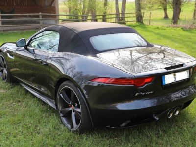 Jaguar F-Type Jaguar F-Type Cabriolet 3.0 V6 380ch S BVA8 Livraison et Garantie 12 Mois Inclus - <small></small> 43.990 € <small>TTC</small> - #10