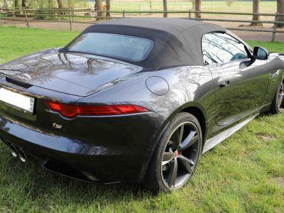 Jaguar F-Type Jaguar F-Type Cabriolet 3.0 V6 380ch S BVA8 Livraison et Garantie 12 Mois Inclus - <small></small> 43.990 € <small>TTC</small> - #12