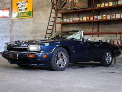 Jaguar XJSC XJS-C 4.0 A - <small></small> 23.600 € <small>TTC</small> - #1