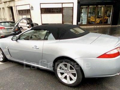 Jaguar XK CABRIOLET CABRIOLET 4.2 V8 300 BVA6 - <small></small> 29.990 € <small>TTC</small>