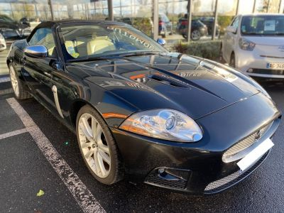 Jaguar XK8 4.2 V8 416 R PORTFOLIO BVA - <small></small> 39.980 € <small>TTC</small>