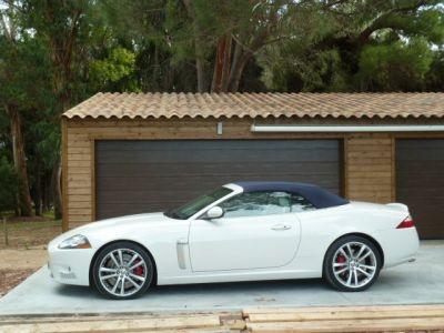 Jaguar XKR 4.2 L CONVERTIBLE BVA - <small></small> 33.500 € <small>TTC</small>