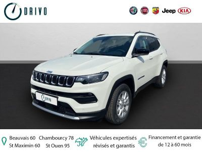 Jeep Compass 1.3 GSE T4 190ch Limited 4xe PHEV AT6 - <small></small> 39.980 € <small>TTC</small> - #1