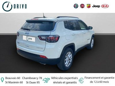 Jeep Compass 1.3 GSE T4 190ch Limited 4xe PHEV AT6 - <small></small> 39.980 € <small>TTC</small> - #2