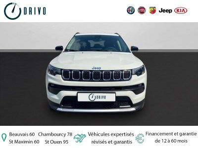 Jeep Compass 1.3 GSE T4 190ch Limited 4xe PHEV AT6 - <small></small> 39.980 € <small>TTC</small> - #3