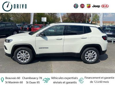 Jeep Compass 1.3 GSE T4 190ch Limited 4xe PHEV AT6 - <small></small> 39.980 € <small>TTC</small> - #4