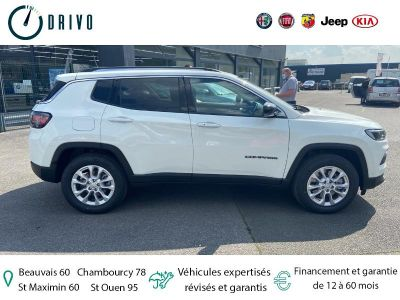 Jeep Compass 1.3 GSE T4 190ch Limited 4xe PHEV AT6 - <small></small> 39.980 € <small>TTC</small> - #5