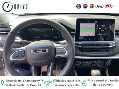 Jeep Compass 1.3 GSE T4 190ch Limited 4xe PHEV AT6 - <small></small> 39.980 € <small>TTC</small> - #9
