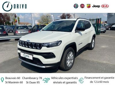 Jeep Compass 1.3 GSE T4 190ch Limited 4xe PHEV AT6 - <small></small> 39.980 € <small>TTC</small> - #19