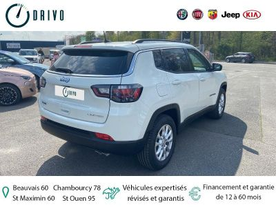 Jeep Compass 1.3 GSE T4 190ch Limited 4xe PHEV AT6 - <small></small> 39.980 € <small>TTC</small> - #20