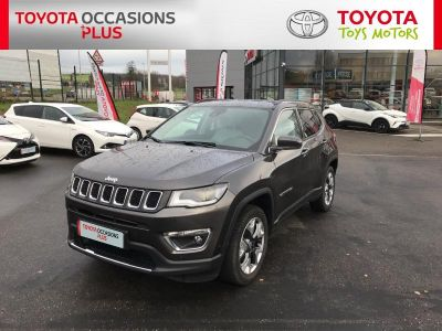Jeep COMPASS 1.4 MultiAir II 140ch Limited 4x2 - <small></small> 22.990 € <small>TTC</small>