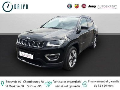Jeep Compass 1.4 MultiAir II 140ch Limited 4x2 - <small></small> 22.980 € <small>TTC</small> - #1