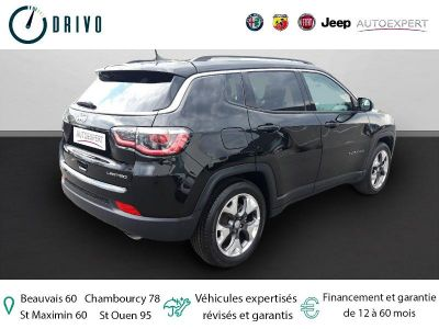 Jeep Compass 1.4 MultiAir II 140ch Limited 4x2 - <small></small> 22.980 € <small>TTC</small> - #2