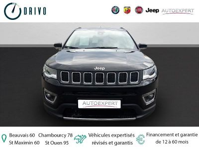 Jeep Compass 1.4 MultiAir II 140ch Limited 4x2 - <small></small> 22.980 € <small>TTC</small> - #3