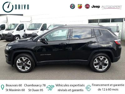 Jeep Compass 1.4 MultiAir II 140ch Limited 4x2 - <small></small> 22.980 € <small>TTC</small> - #4