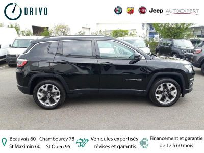 Jeep Compass 1.4 MultiAir II 140ch Limited 4x2 - <small></small> 22.980 € <small>TTC</small> - #5