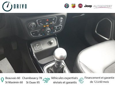 Jeep Compass 1.4 MultiAir II 140ch Limited 4x2 - <small></small> 22.980 € <small>TTC</small> - #10