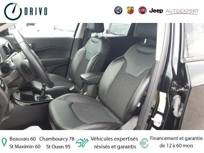 Jeep Compass 1.4 MultiAir II 140ch Limited 4x2 - <small></small> 22.980 € <small>TTC</small> - #11