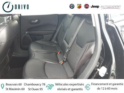 Jeep Compass 1.4 MultiAir II 140ch Limited 4x2 - <small></small> 22.980 € <small>TTC</small> - #12
