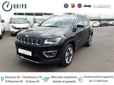 Jeep Compass 1.4 MultiAir II 140ch Limited 4x2 - <small></small> 22.980 € <small>TTC</small> - #15