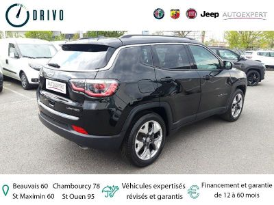 Jeep Compass 1.4 MultiAir II 140ch Limited 4x2 - <small></small> 22.980 € <small>TTC</small> - #16