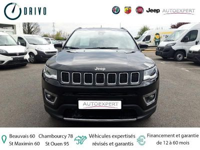 Jeep Compass 1.4 MultiAir II 140ch Limited 4x2 - <small></small> 22.980 € <small>TTC</small> - #17