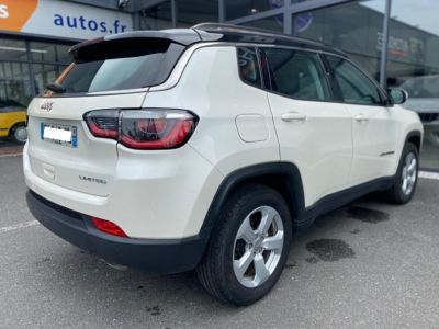Jeep Compass 1.4 MULTIAIR II 140CH LIMITED 4X2 - <small></small> 21.980 € <small>TTC</small> - #16