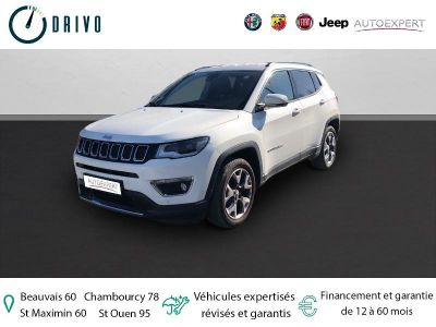 Jeep Compass 1.4 MultiAir II 140ch Limited 4x2 Euro6d-T - <small></small> 24.780 € <small>TTC</small> - #1