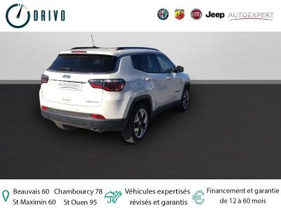 Jeep Compass 1.4 MultiAir II 140ch Limited 4x2 Euro6d-T - <small></small> 24.780 € <small>TTC</small> - #2