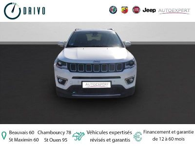 Jeep Compass 1.4 MultiAir II 140ch Limited 4x2 Euro6d-T - <small></small> 24.780 € <small>TTC</small> - #3
