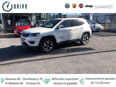 Jeep Compass 1.4 MultiAir II 140ch Limited 4x2 Euro6d-T - <small></small> 24.780 € <small>TTC</small> - #4