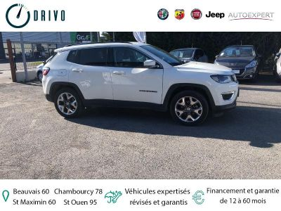 Jeep Compass 1.4 MultiAir II 140ch Limited 4x2 Euro6d-T - <small></small> 24.780 € <small>TTC</small> - #5